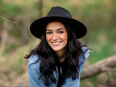 Senior Session // Ella // Pekin, Illinois // Jacklyn Byrd Photography