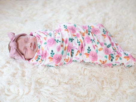 """Newborn Baby """"M"""" // Jacklyn Byrd Photography"""