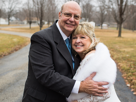 Patti + Jack // Bartonville, Illinois Wedding // Jacklyn Byrd Photography