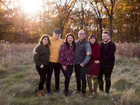 The R Family // Fall 2020 Session // Jacklyn Byrd Photography