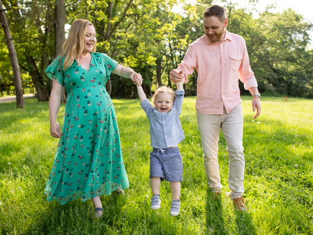 The G Family // Spring 2021// Jacklyn Byrd Photography