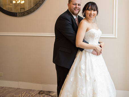 Peoria Illinois Wedding // FUMC Peoria // Mark + Andrea // Jacklyn Byrd Photography