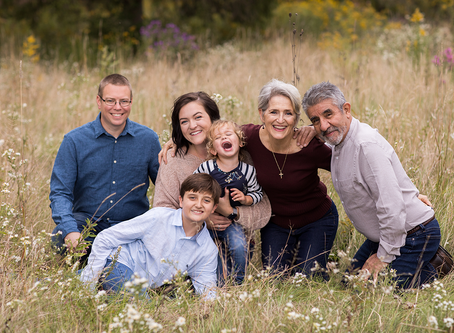 The M Family // Jacklyn Byrd Photography