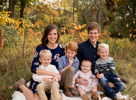 The Q Family // Fall 2020 Sessions // Jacklyn Byrd Photography