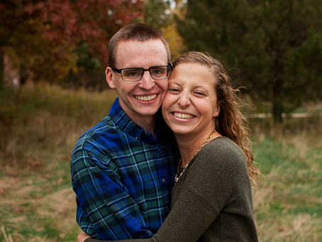 Peoria Engagement Session // Lindsey + Jacob // Jacklyn Byrd Photography