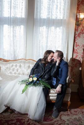Vroom Mansion Wedding Bloomington Illinios