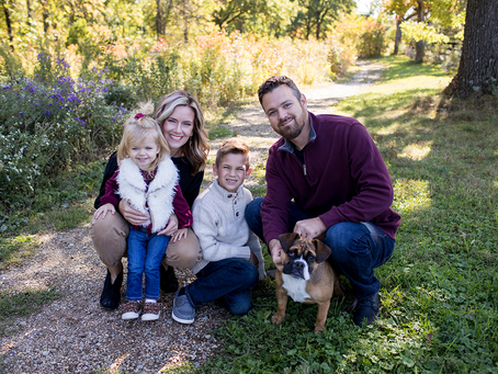 The S Family // Fall 2020 // Jacklyn Byrd Photography