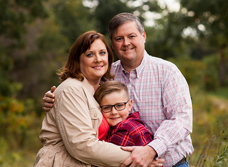 """Family of 3 // The """"J"""" Family // Jacklyn Byrd Photography"""