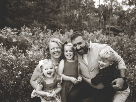 The T Family // Jacklyn Byrd Photography
