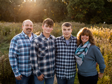 The R Family // Fall 2021 Family Session // Jacklyn Byrd Photography