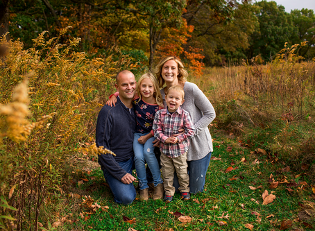 The H Family // Fall 2020 Session // Jacklyn Byrd Photography