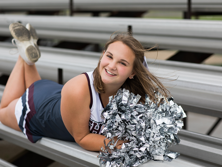 C Senior Session // Jacklyn Byrd Photography