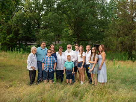 The M Family // Summer 2021 // Jacklyn Byrd Photography