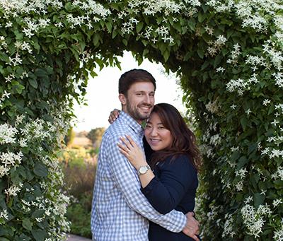 Engagement Session // East Peoria, Illinois // Susan + Nate
