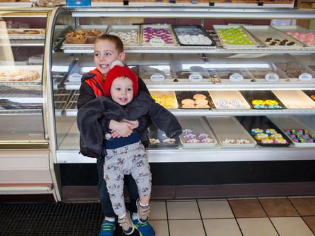 Le Bakery Peoria // Jacklyn Byrd Photography