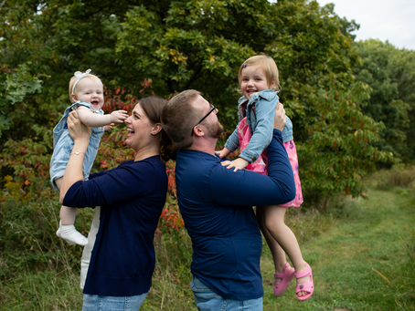 The C Family // Fall 2021 Family Session // Jacklyn Byrd Photography