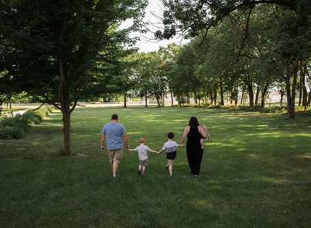 The G Family // Chillicothe, Illinois // Summer Family Photo Session // Jacklyn Byrd Photography