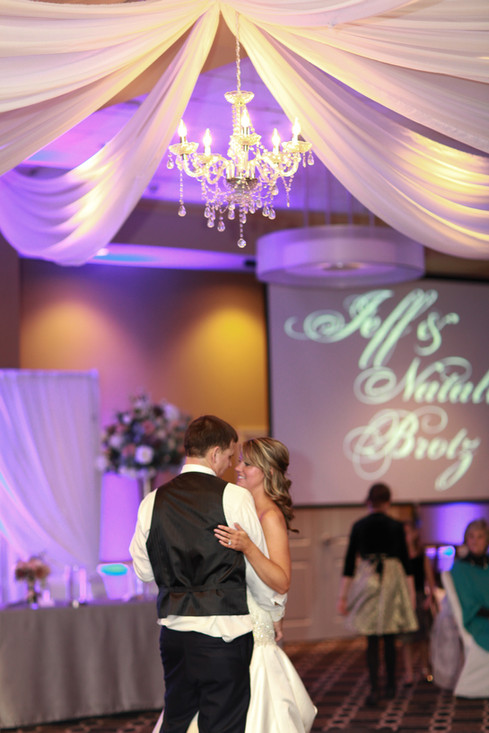 First Dance at Holiday Inn in East Peoria Illinois