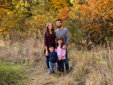 The L Family // Fall 2020 Session // Jacklyn Byrd Photography