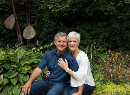 Sandy + Bill // Engaged // Peoria, Illinois // Jacklyn Byrd Photography