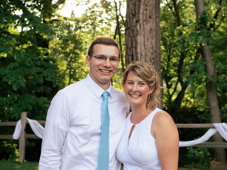 Morgan + Phil // Peoria, Illinois Wedding // Jacklyn Byrd Photography