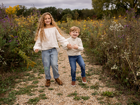 The C Family // Fall Family Session // Jacklyn Byrd Photography