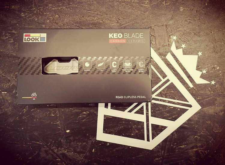 Look Keo Blade Carbon Ceramic