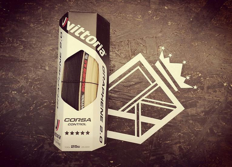Vittoria Corsa Control Graphene 2.0 25mm