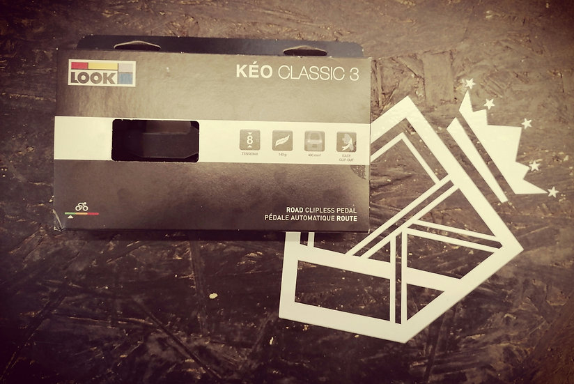 LOOK KEO Classic 3 Pedale