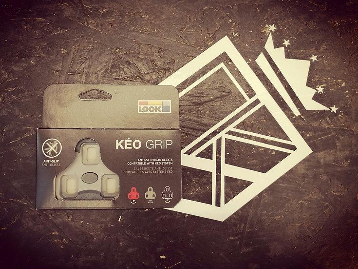 Look KEO Grip Pedalplatten