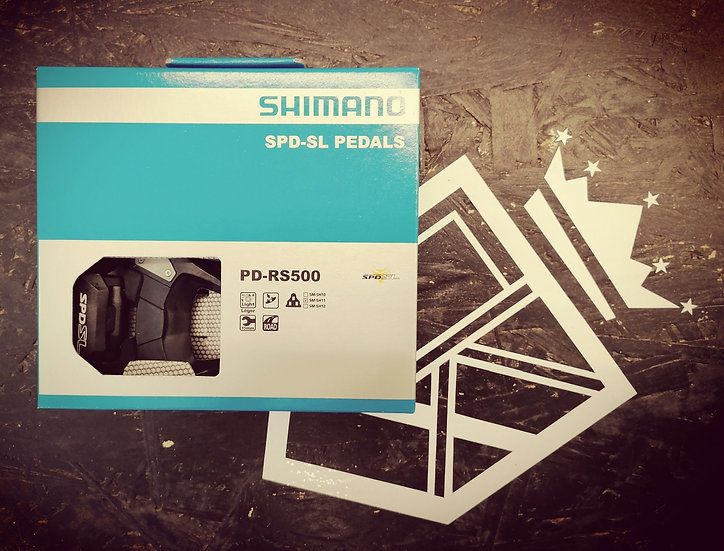 Shimano SPD-SL Pedale PD-RS500