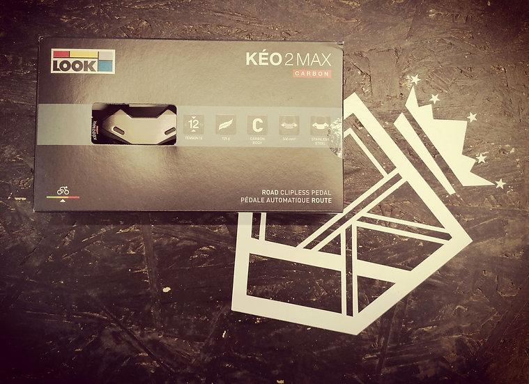 LOOK KEO 2 Max Carbon