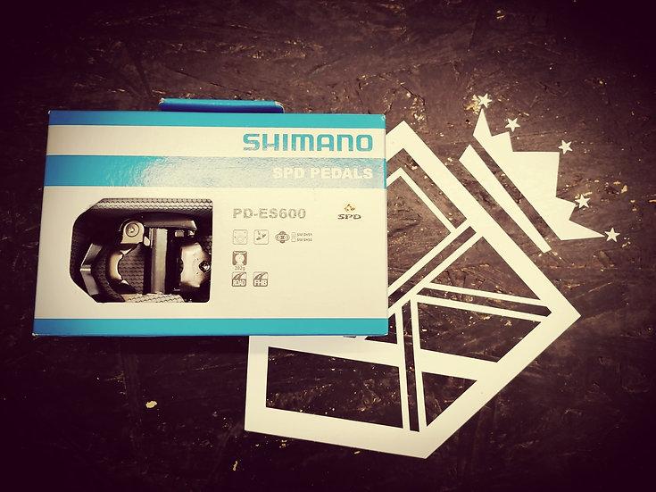 Shimano SPD  Pedale PD-ES600