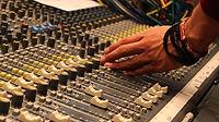 Mixing at Studio 770