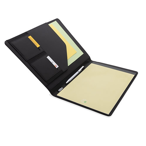 Portafolio básico A4 negro
