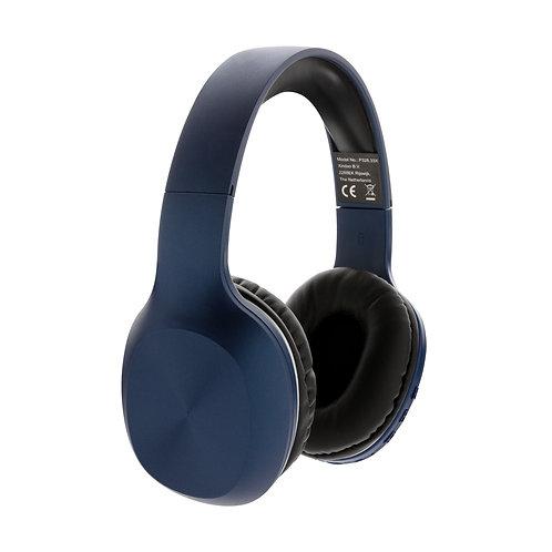 Auricular inalámbrico azul