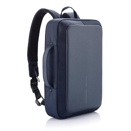 Mochila y maletín antirobo Bobby Bizz azul, negro