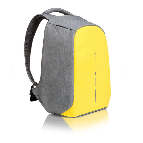 Mochila Antirrobo Bobby Compact amarillo
