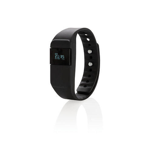 Monitor de actividad Keep fit negro