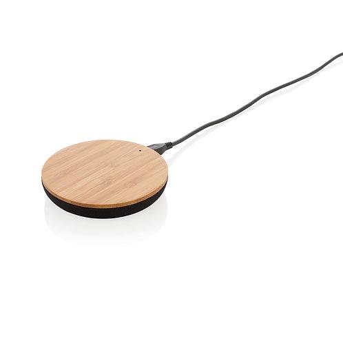 Cargador inalámbrico 5W Bamboo