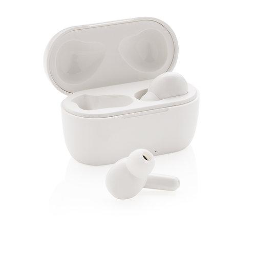 Auriculares Liberty 2.0 TWS en estuche de carga blanco