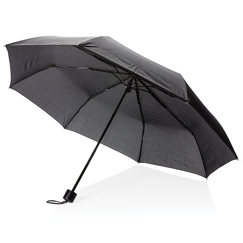 Paraguas manual de 21 pulgadascon bolsa de mano