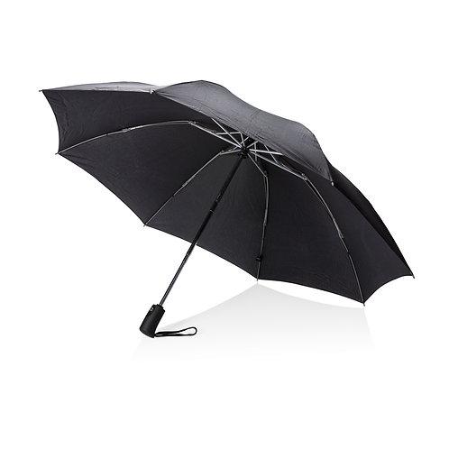 Paraguas plegable automático 23 pulgadas