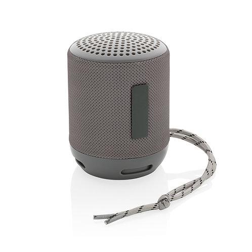 Altavoz inalámbrico 3W impermeable Soundboom gris