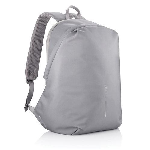 Bobby Soft, mochila antirrobo gris