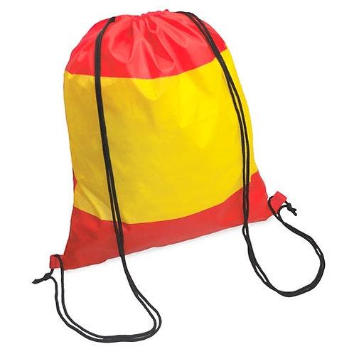 Bolsa mochila cuerdas