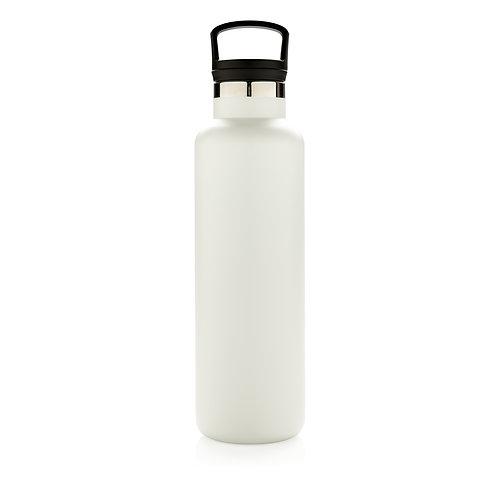Botella antigoteo al vacío blanco