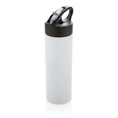 Botella de agua blanco