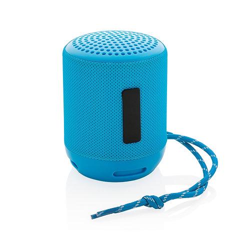 Altavoz inalámbrico 3W impermeable azul