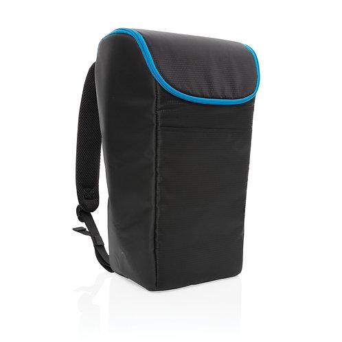 Mochila nevera Explorer Outdoor negro, azul